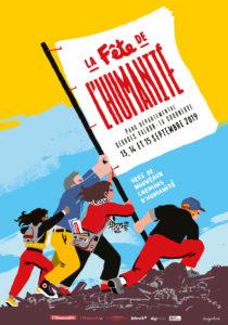 Fête de l'humanité @ La Courneuve - PARIS